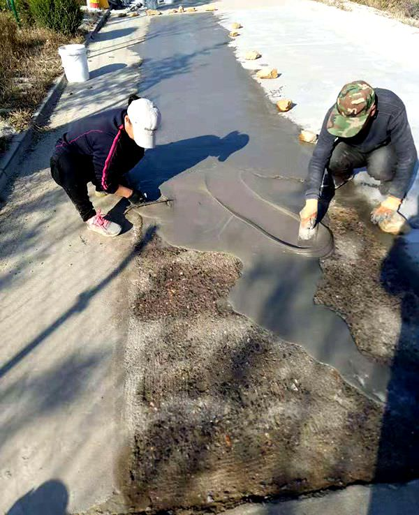 超薄水泥地面修补剂